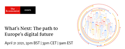 WHAT'S NEXT: The path to Europe's digital future