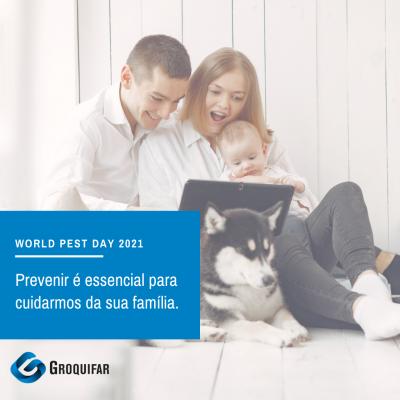 World Pest Day 2021