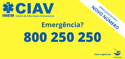 Número gratuito CIAV