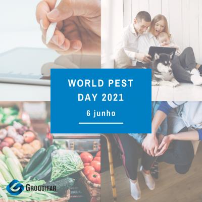 World Pest Day 2021 – 6 junho