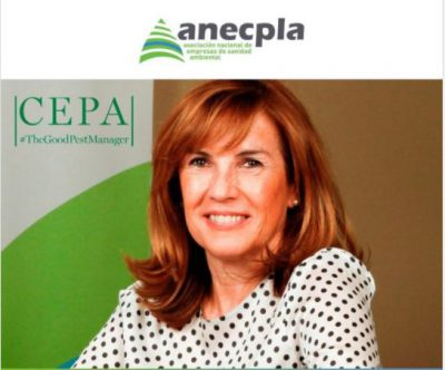 Milagros Fernández de Lezeta nomeada Membro Honorário Vitalício da CEPA